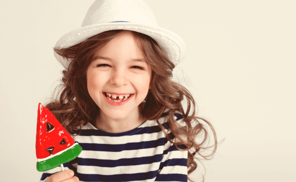 dientes separados niños