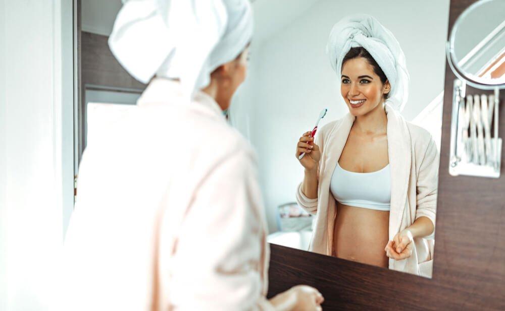 consejos salud bucodental embarazo