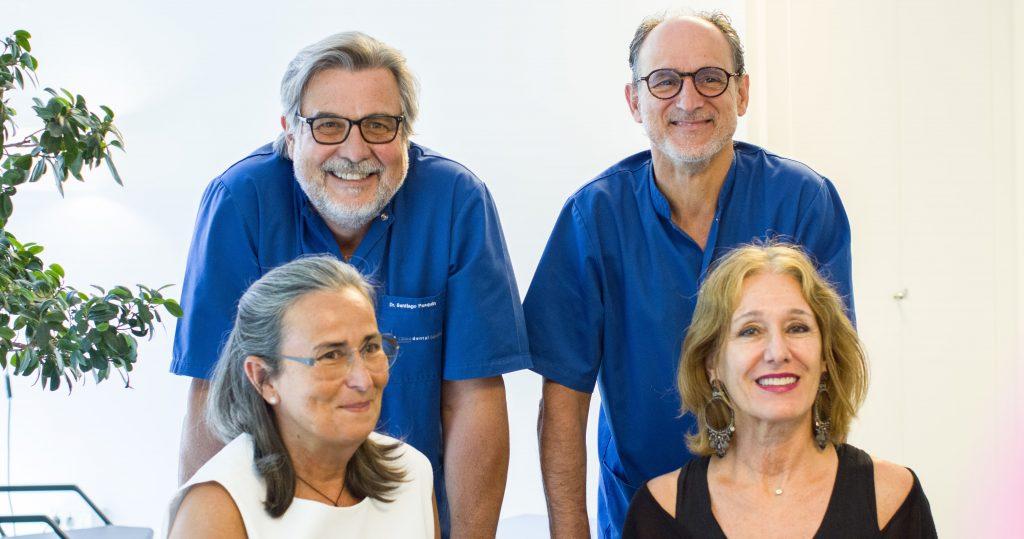 equipo clinica dental barcelona